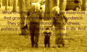 grandparents day quote