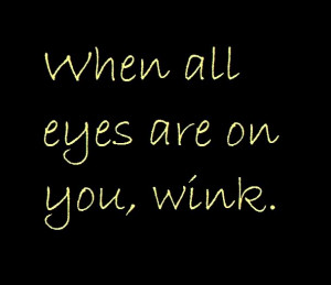 wink quotes