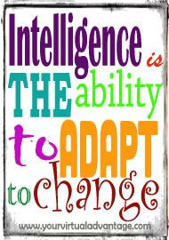 Adapt to Change   Your Virtual Advantage