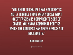 quotes about hypocrisy