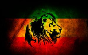 emperor haile selassie to jamaica rasta lion126462 stock photo rasta ...