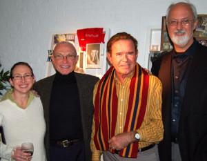 Tammi Konicoff Don Konicoff David Del Tredici and Charles Hamlen