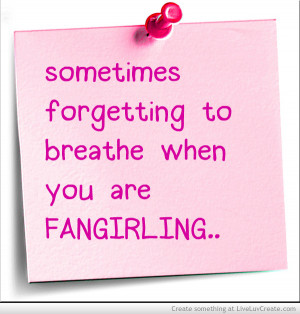 kpop fangirl
