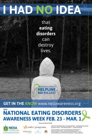 National Eating Disorder Awareness Week