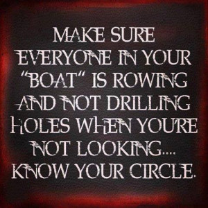 Know your circle so you won't be devastated when best friends ignore ...