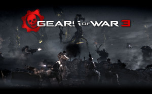 Frontline Gears of War 3 Google Themes
