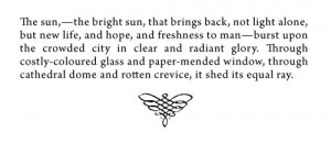 from Oliver Twist by Charles Dickens