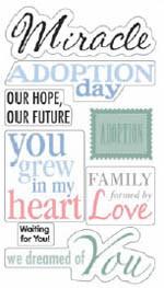 adoption sayings