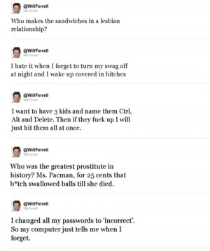 10 Reasons To Follow Will Ferrell On Twitter