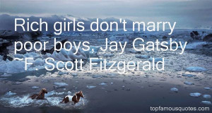 Jay Gatsby Quotes