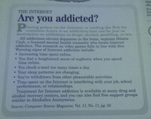 Quotes About Facebook Addiction