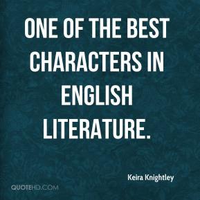 Literature Quotes