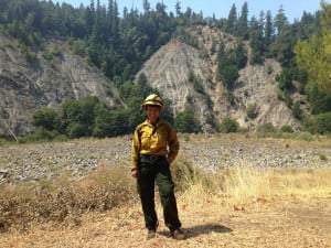 Fairfield native is state's first female forest manager | www