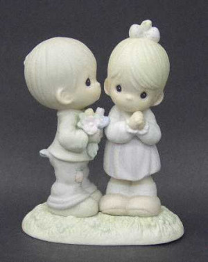 Love Is From Above-Figurine