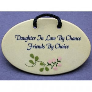 Daughter In Law Quotes