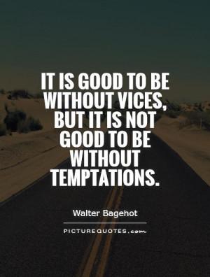 Quotes On Temptation