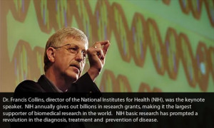 Francis Collins Quotes