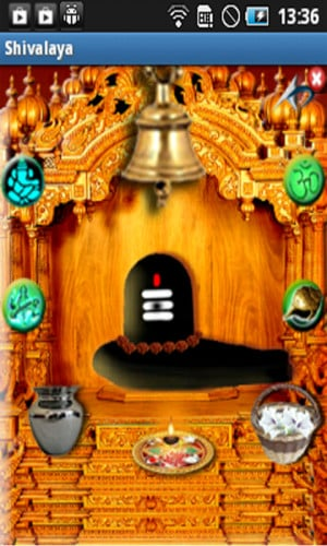 the Shiva Temple free for Android