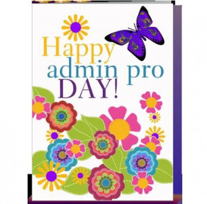 Welcome admin pro day quotes