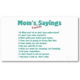 sayings and quotes | Mother sayings and quotes: Mothers, Quotes ...