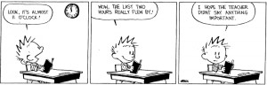 Calvin And Hobbes quote #2