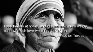 Mother teresa, quotes, sayings, love, cute, nice