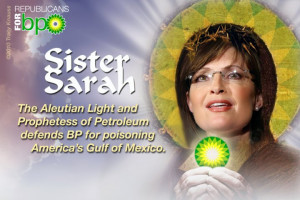 Sarah Palin has crashed and burned, again, as a pseudo historian ...