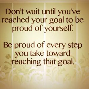 inspirational quotes achieving your goals quotesgram