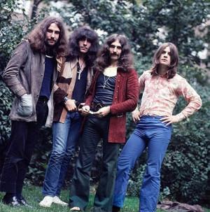 Ozzy Osbourne Tony Iommi Geezer Butler Black Sabbath