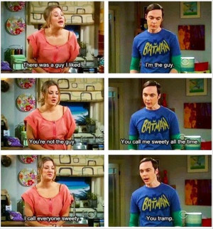 Funny Big Bang Theory Pictures - Penny Quotes