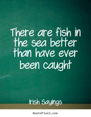 Irish Sayings Motivational Print Quote On Canvas