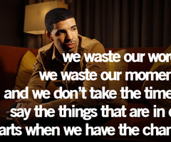 Drake Quotes About Broken Hearts
