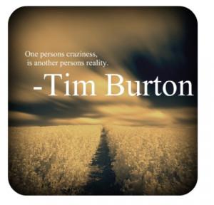 Tim Burton Quotes And Sayings
