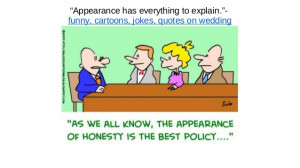 Cartoons, quotes, funny, jokes on wedding attire