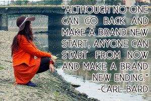 10 Quotes About New Beginnings