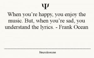 quote music ocean frank frank ocean