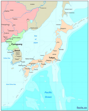 Japan Physical Map. Funny Political Quotes. View Original . [Updated ...