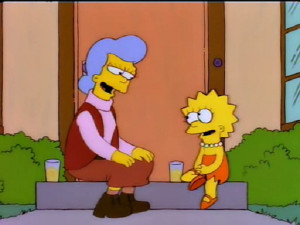 glenn close as mona simpson episode mother simpson