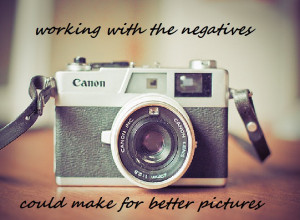 camera, cute, photography, quote