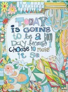 Today Is Going To Be A Good Day 6a667c8df46e95d34d5848879290c ...