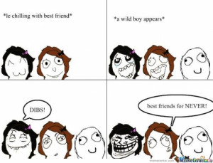 Best Friend Funny Pictures MEME and Funny GIF from GIFSec