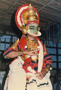Mani Damodara Chakyar as King Udayana in Swapnavasavadattam ...