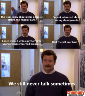 parks and rec funny