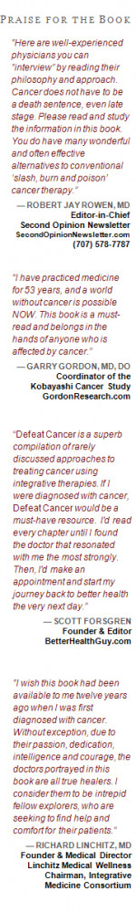 Supportive Quotes For Cancer