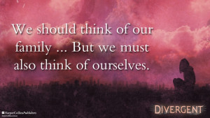 This one's for Divergent by Veronica Roth!Quotes Divergent, Divergent ...