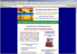 retirement sayings