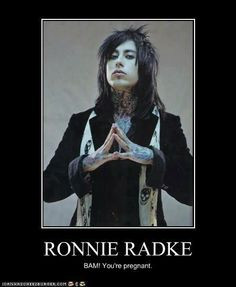 Ronnie Radke Falling In Reverse Quotes