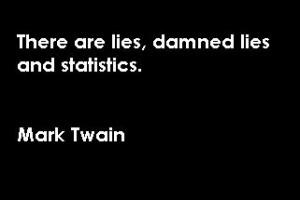 Statistics Quotes[/caption]