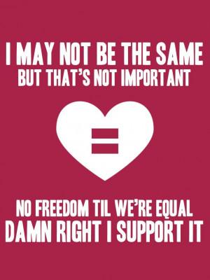 Macklemore #lgbt #quote