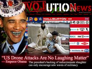 Obama Constitution Painting